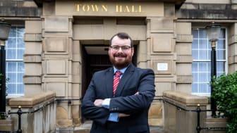 Council leader Eamonn O'Brien