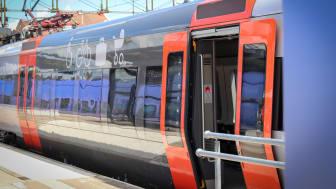 Från den 13 december kommer tågen mellan Lund och Helsingborg att köra i 40-minuterstrafik.