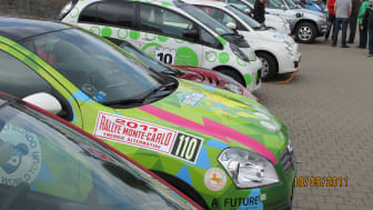Miljön vinnare i Oresund Electric Car Rally
