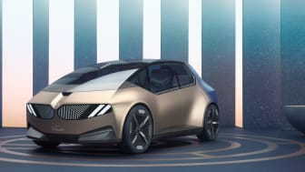 BMW i Vision Circular: Visionen om 100% genanvendelse
