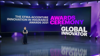 Discovery took home Gold in the Core Insurance Transformation category and Silver in the Global Innovator category at the Efma-Accenture Innovation in Insurance Awards.