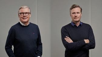 Anders Nordström och Simon Fredriksson