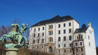 Der neue Campus der BA Plauen