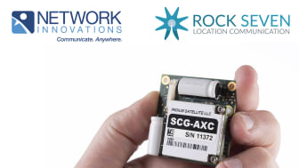 RockBLOCK products can be directly integrated with OEM solutions