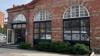 Mäklarbyrån Nya Kvadrat flyttar till Åvägen 17C i Göteborg.