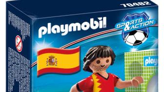 Nationalspieler Spanien (70482) von PLAYMOBIL