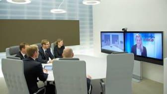 Cisco och Vitra visar framtidens kontorslösningar på Stockholm Furniture Light Fair