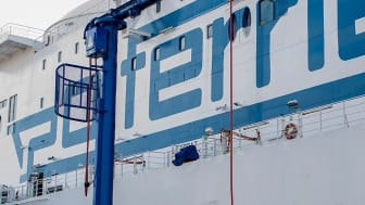 Cavotec demonstrates benefits of shore power at Swedish port of Ystad