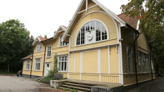 Till våren öppnar den nya verksamheten i stationshuset i Bjärred.
