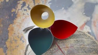 Framtidens färg- och materialtrender visas på Stockholm Furniture & Light Fair