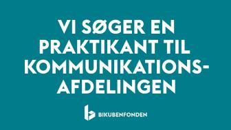 Praktikant til Bikubenfondens kommunikationsafdeling