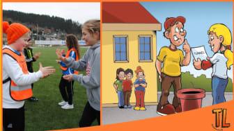 """Över 60 undervisningsupplägg med """"Aktiv undervisning"""" finns tillgängliga för alla Trivselskolor!"""