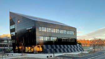 ZEB-laboratoriet i Trondheim (Foto: LINK Arkitektur)