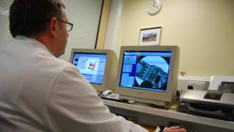 """Fords avancerade """"hälsokontroll"""": 2D- och 3D-röntgen i realtid används för att säkra kvaliteten i bilarna"""