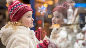 Christmas in Mid and East Antrim will look a little different this year, but that doesn't mean you can't still get into the festive fun  while supporting and shopping local