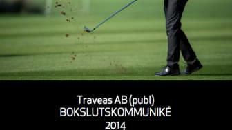 TRAVEAS AB (publ) Bokslutskommuniké 2014