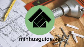 Ny webbguide för energieffektivisering av småhus.
