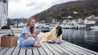 Telenor lanserer Next - Norges første mobilabonnement med ubegrenset data som utelukkende prises ut ifra hastighet, ikke mobildata.