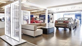 FordStore - Vignale Lounge