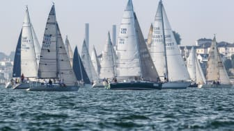 Raymarine is the Official Technical Partner of The Round the Island Race