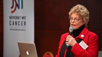 Världscancerdagen 2011: Nätverket mot cancers samordnare Katarina Johansson hälsar välkommen