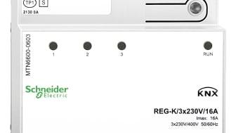 Ny KNX-måler viser det lokale energiforbrug