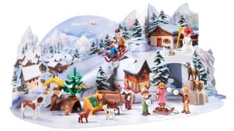 24 kleine Weihnachtsfreuden: Die neuen PLAYMOBIL-Adventskalender