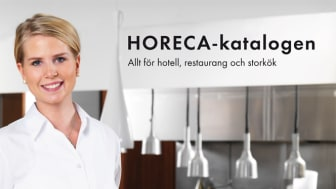 Ny katalog för hotell, restaurang, storkök m.fl.