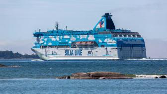 Tallink Grupp fartygen Baltic Princess och Galaxy trafikerar via Långnäs i helgen 20.-22.3.2020