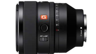 A Sony Electronics reforça a sua gama Alpha com o lançamento da sua 60.ª objetiva E-Mount, a FE 50mm F1.2 G Master™