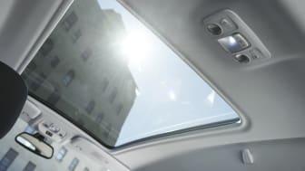 Peugeot 2008 med sin rymliga interiör