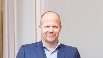 LANDETS FREMSTE IT-LEDER. Frode Strand i Kværner ASA ble hedret med prisen Årets IT-direktør under DND Rosing- og Konsulentprisen 2018 på onsdag. Foto: Sopra Steria