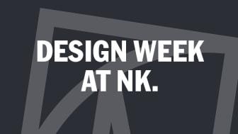 Design Week at NK – varuhuset blir en designdestination under Stockholm Design Week