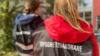 Liksom förra sommaren ska föreningar få bidrag för att trygghetsvandra i Kungsbacka på helgkvällar.