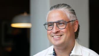 Martin Bergvall, verksamhetschef på Akademi Norr.