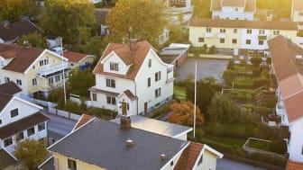 """Het bostadsmarknad och """"all time high"""" i kedjan"""