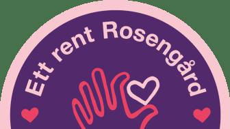 """Logotyp """"Ett rent Rosengård"""""""