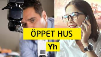 Digitala Öppet hus för Kunskapscompaniets YH-utbildningar!