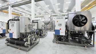 Vakuumverdampfer von EVALED bereiten effizient Abwasser auf