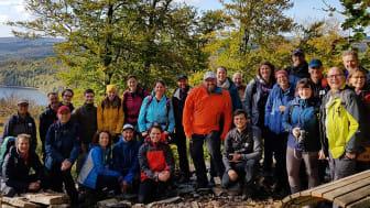 Der Wald ruft! Beim Bloggerwandern durch die Wälder des Hunsrücks konnten die Teilnehmer wieder einige spannende Dinge erleben!