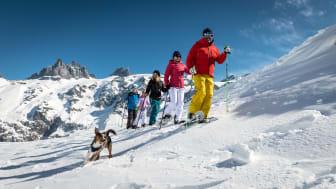 Schneeschuhtour auf der Fürenalp (c) Engelberg-Titlis Tourismus