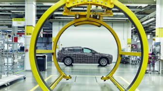 Bak kulissene til det nye flaggskipet BMW iNEXT