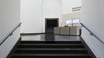 Göteborgs Konsthall interiör