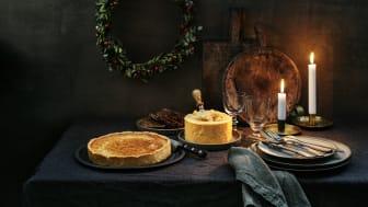 Jul med Västerbottensost®. Foto Roland Persson.