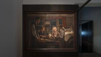 Christian Aigens, Giv os i dig vort daglige brød, 1929