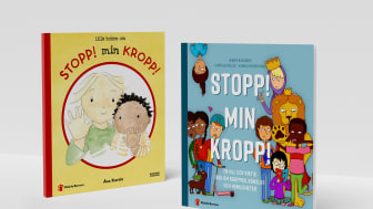 Rädda Barnen och Bonnier Carlsen: Idag släpper vi årets viktigaste barnböcker