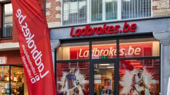 Ladbrokes Leuven Front of Store