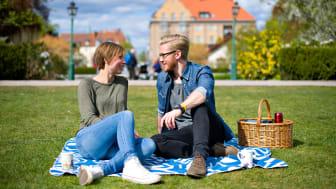 Hemestertrenden ökar både omsättningen, gästnätterna och betyget för Östergötland