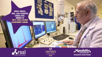 Roger Angold Wins Lifetime Achievement Award