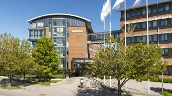 Galdermas Center of Excellence, Uppsala, den nya anläggningen är byggd enligt högsta kvalitetsstandard och är utformad specifikt för att uppfylla produktions- och säkerhetskraven för relabotulinumtoxinA.